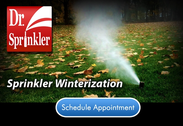 sprinkler winterization blowouts reno sparks area